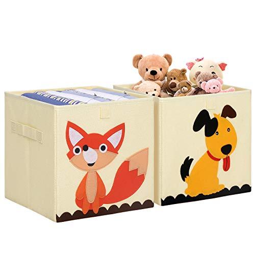 Lista de Cubos infantiles Top 10. 4