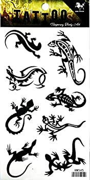 Best lizard tattoos Reviews