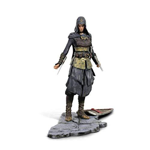 LBBD Busto Creed Assassin Batas de María película Asesino Estatua Figura de acción Exquisita Caja - 9.5inch