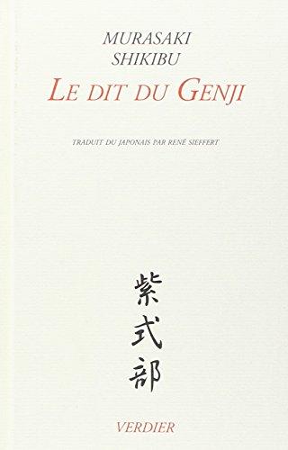 Le dit du Genji