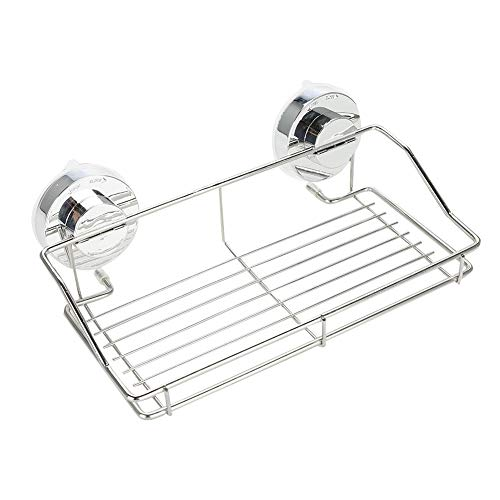 Zouminy badkamer keuken afneembaar wandrek zuignap rek