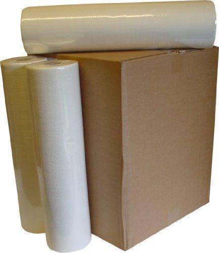 Liegenabdeckung Ärztekrepp Mediroll Liegenabdeckrollen Liegen Paper Comfort(Größe: 55 cm x 50 m,Menge: 9 Rollen)