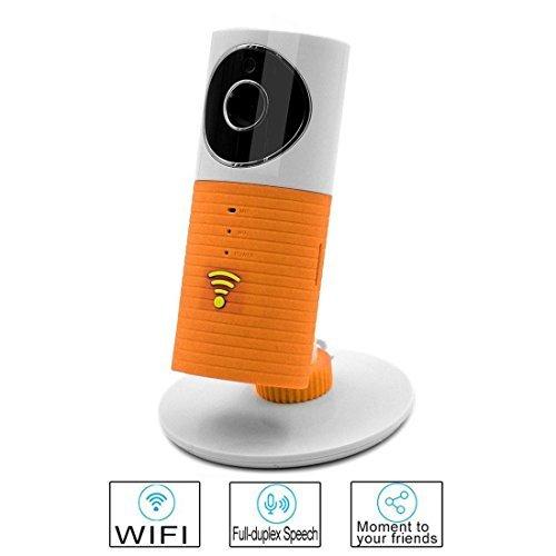 DealMux Camera Autorizzato UK DOG-1W Clever Dog Registrazione Smart Video Bambino monotor casa Taglio di IR di Visione Notturna Wireless IP Surveillance System WiFi di Sicurezza