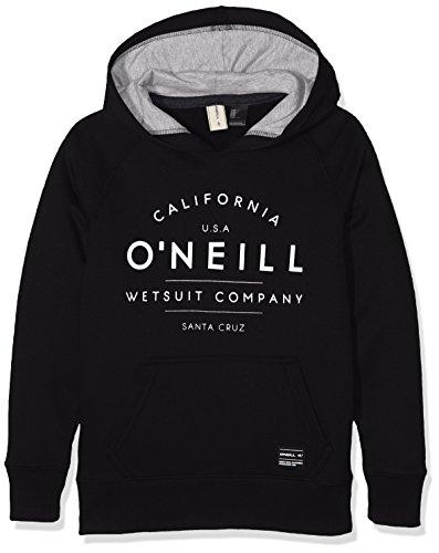 O\'Neill Jungen Hoodie Sweatshirt, schwarz (Black Out), 140