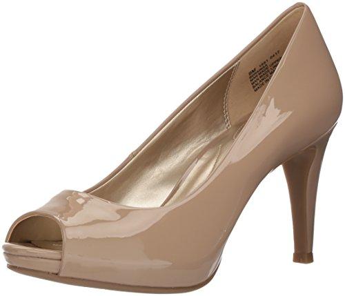 Bandolino Footwear Women's Rainaa Pump, café Latte, 6