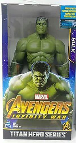 YXCC Figura de acción de Hulk Estatua Anti-Hulk Hulk Figura de acción articulada de Thanos Decoración de Juguetes de Personajes de Anime