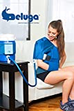 Beluga Arctic Flow Therapy System (with Shoulder Wrap) | Portable Cold Therapy Ice Machine for After Shoulder Surgery or Injury | Pneumatic Pump with Adjustable Timer