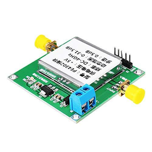 Módulo electrónico Módulo Digital RF Paso Attenuador DC 4GHZ 0-31.5dB 0.5dB de alta linealidad PE4302 Equipo electrónico de alta precisión