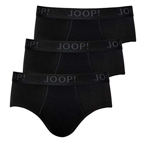 Joop! 3er Pack Herren Mini Briefs in Schwarz Gr. XXL