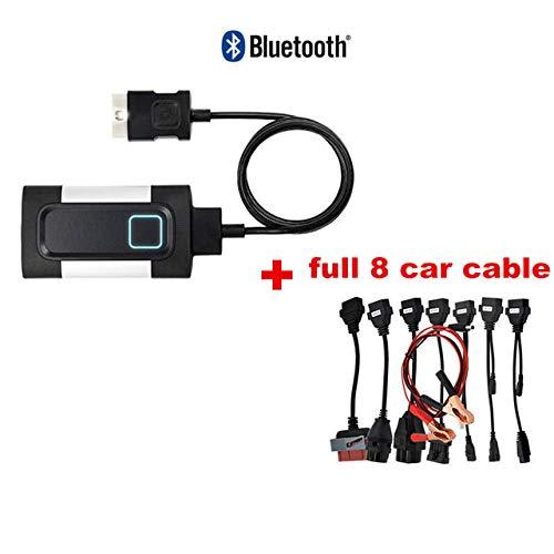 YOBENS NBM 2019 más Nuevo 2016.R0 con keygen para delphis Vd ds150e cdp Bluetooth Car Truck Vd tcs cdp Pro para autocoms obd2 Scanner-Cable autoc0m BT_no Necesita CD