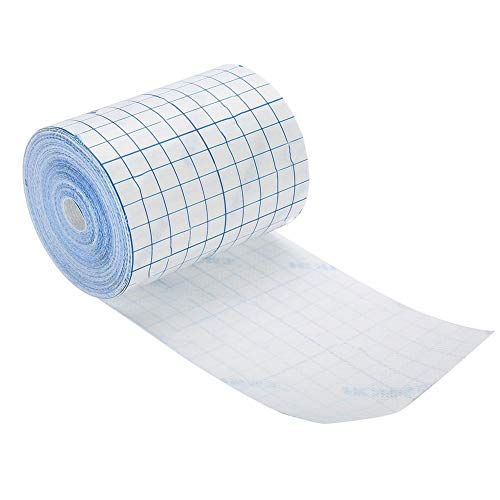 BLLBOO Breathable Medical Tape-Non-Woven Adhesive Wundverband Medizinische Fixierbinde 10cm * 10m