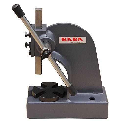 KAKA Industrial AP-2 Arbor Press, 2 Ton Cast Iron Arbor Press, 7