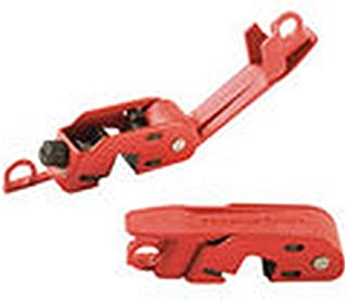 Master Lock 493B Grip Tight Lockout for 120 and 240V Circuit Breakers, 5