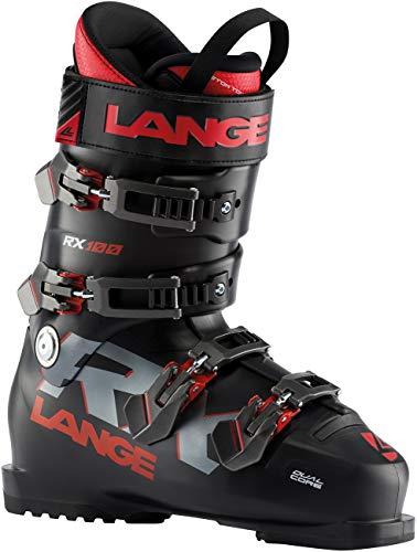RX 100 - Scarponi da sci da uomo, colore: nero