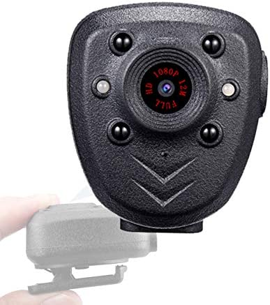 Mini Body Camera Built in 32GB Memory Card 1080P Wearable Portable Security Police Cam Webcam product image
