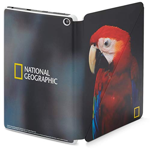 Amazon Fire HD 8 Cover, National Geographic, Parrot, compatible with 10th generation tablet, 2020 release