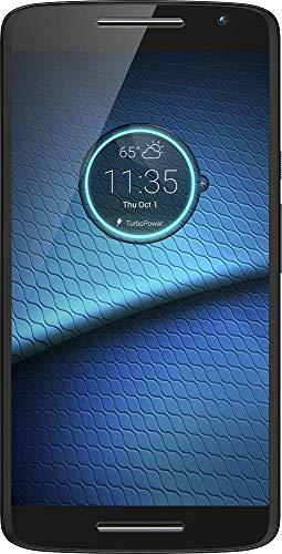 Motorola Droid Maxx 2 XT1565 16 GB Verizon Phone w/ 21 MP Rear Camera - Black (Renewed)