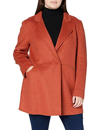 Bugatti Damen 661200-61015-670 Jacke, orange, 48