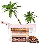 COCOSOLIS Kit de Bio Bronceadores - Choco, Aloha y Brillo – 2 x acelerador bronceado para tomar sol y cama solar, y 1 x bronceador brillante