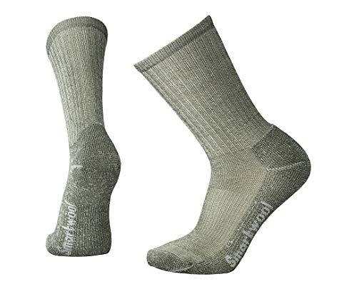 Smartwool Herren Hike Light Crew Socks, Grün (Loden), L