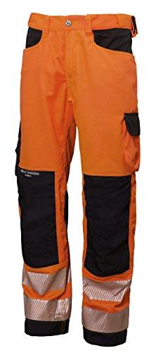 Helly Hansen Workwear Veiligheidsbescherming Bandbroek YORK PANT Werkbroek 54 EU oranje