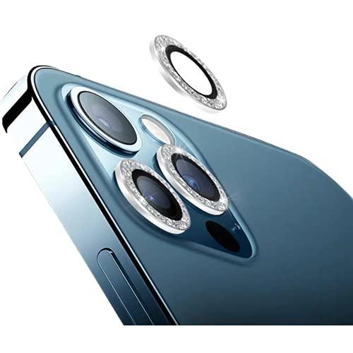 BigCheer Protector de lente para cámara de fotos de cristal con borde...