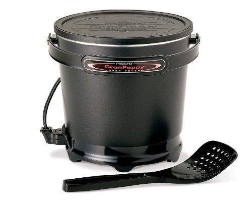 Presto 05411 GranPappy Electric Deep Fryer [並行輸入品]