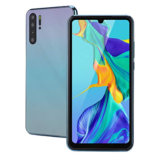 Price comparison product image P30 pro 6GB+64GB Smart Phone 3600mAh Battery 6.28inch HD Full Screen 800W+ 1300W Pixel Support Face Recognition & Fingerprint Unlocked,  Android 8.0 Operation System 100-240V Blue(US Plug)