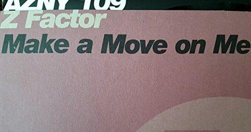 Z Factor - Make A Move On Me - Azuli Records