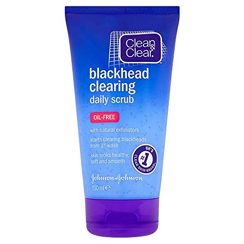 Clean&Clear - Gel Exfoliante Puntos Negros, 150 ml