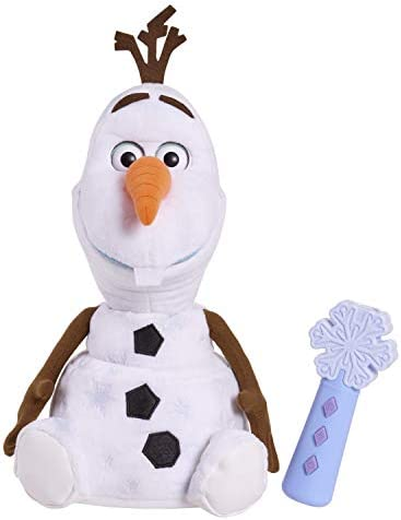 Disney Frozen 2 Follow Me Friend Olaf Brown Mailer product image