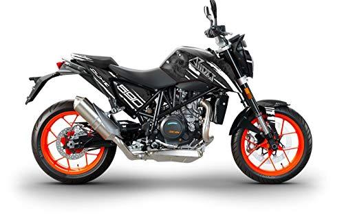 ARider Dekor für KTM Duke 690 R (2012-2020) | Aufkleber und Grafik Kit