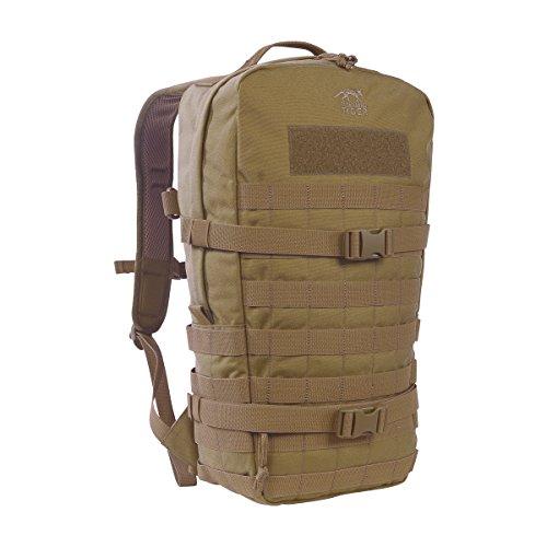 Tasmanian Tiger TT Essential Pack L MKII Molle Kompatibler 15L Daypack Outdoor Rucksack (Khaki)