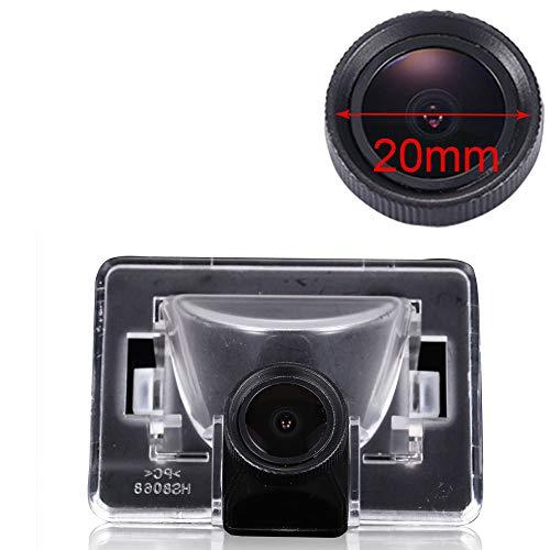 Kalakus Auto Rückfahrkamera Wasserdicht HD CCD Rückfahrsystem für Mazda 5 M5 CX-9 Premacy 2005-2010