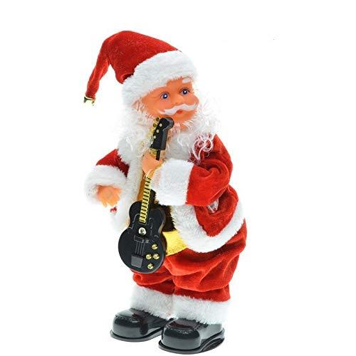 Noel Figura 30 cm Año Nuevo Adornos de Navidad de Santa Claus...