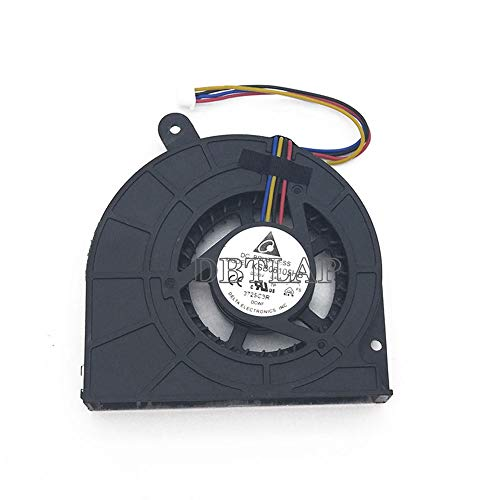 DBTLAP Laptop CPU Lüfter FÜR ASUS EeeBox PC EEE EB EEEBO EB1501 EB1502 B202 EB1007P EB1006 EB1007 EB1012 EB1020 EB1012P EB1021 EB1501P EB1501U BDB05405HHB BDB05405HHB-7M2E 9E2S DC05V 0.40A Lüfter