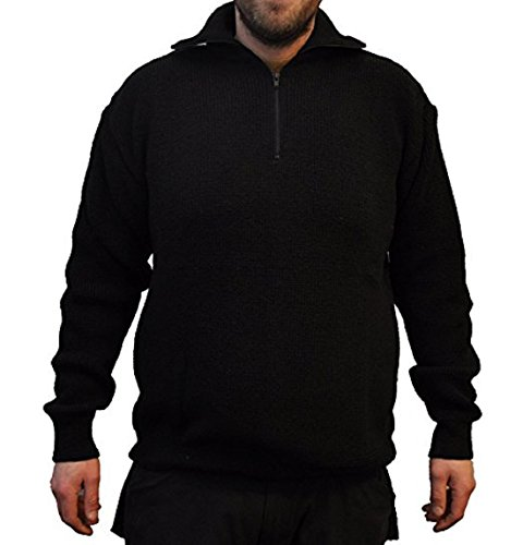 Leuchtfeuer Troyer Pirat, Wolle, speziell für Arbeiten in der Kälte, anschmiegsam, (60, Marinelau)