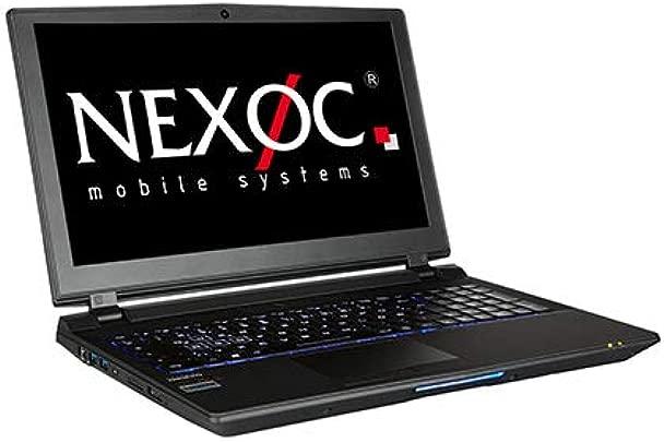 NEXOC Gaming Notebook Laptop  15 6 Zoll Full HD  mit i7-8700K  4 70GHz Turbo    GTX 1070 6GB  1TB SSD  16GB DDR4 RAM  G518IV