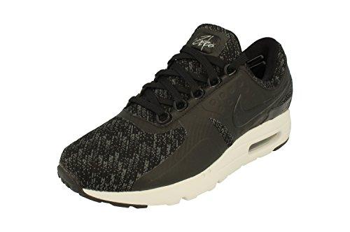 Nike Air MAX Zero Se, Zapatillas de Running para Hombre, Multicolor (Black/Cool Grey-Dark 005), 39 EU