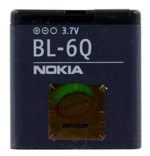 Nokia batteria originale per Nokia 6700Clas sic| RM 470equivalente a batteria tipo BL-6Q