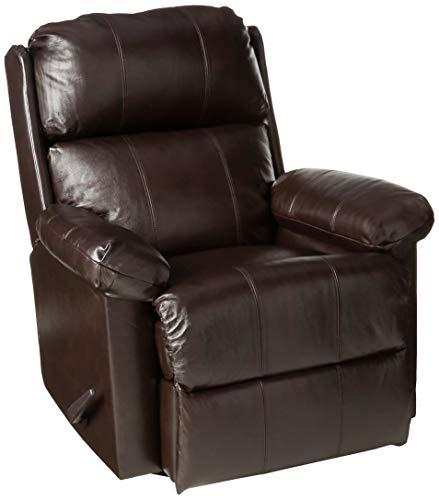 Lane Home Furnishings 4205-18 Soft Touch Bark Swivel/Rocker Recliner