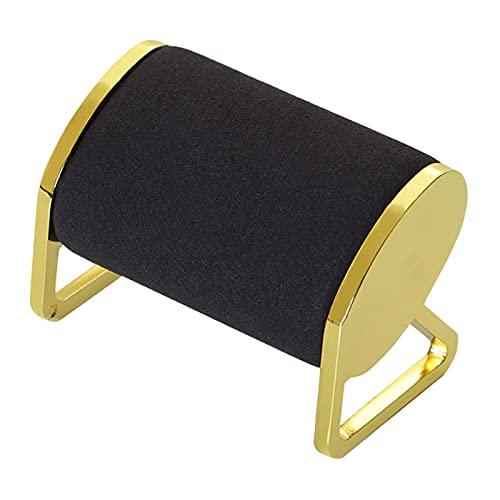 Harilla Pulsera portátil, collar, joyería, reloj, soporte de exhibición, soporte para tiendas minoristas, accesorios profesionales - Negro
