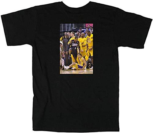 Allen Iverson Tyronn LUE Phildelphia 76ers - Camiseta de manga corta, color...