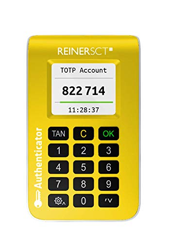 Reiner SCT Authenticator - Máquina de Coser