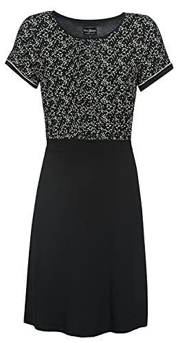 Vive Maria Soho Dress Black Allover, Größe:M