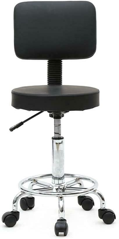 ADHW Hydraulic Saddle Rolling Clinic Spa Salon Excellence Max 58% OFF Cha Massage Stool