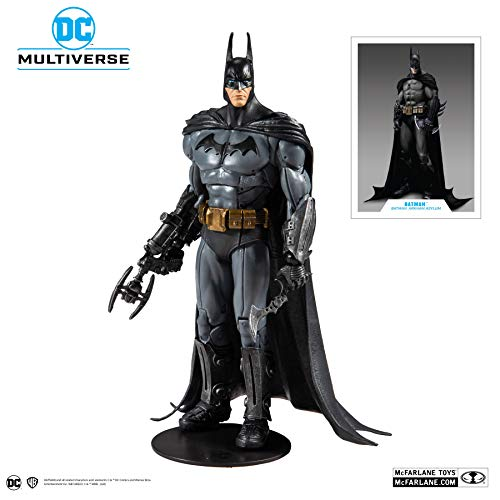 Batman Arkham Asylum Actionfigur Batman 18 cm