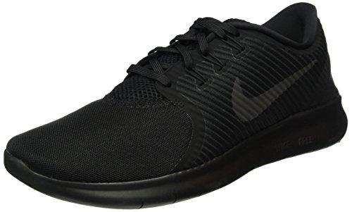 Nike Damen WMNS Free RN CMTR Laufschuhe, Schwarz/Schwarz/Schwarz, 36 EU