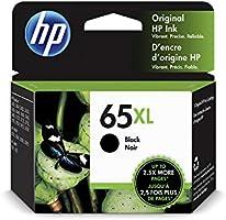 HP 65XL High Yield Black Original Ink Cartridge (N9K04AN)