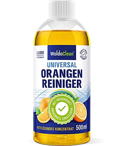 Orangenreiniger Konzentrat fettlösend und hochkonzentriert - 500ml Reinigungsmittel